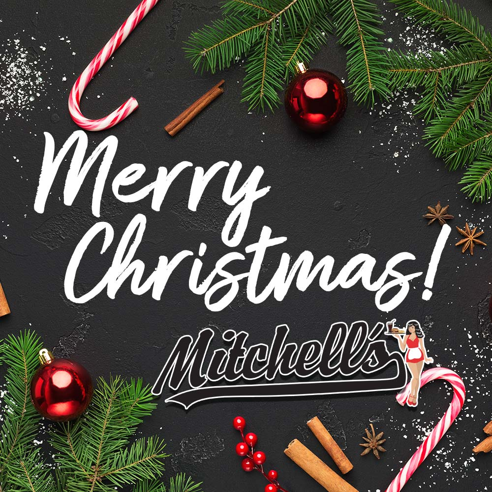 Merry Christmas from Mitchell's